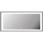 ESPEJO LED BLUETOOTH & SOUND LBS-150